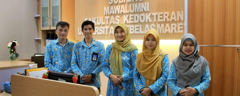 Staff Mawa FK UNS 2020