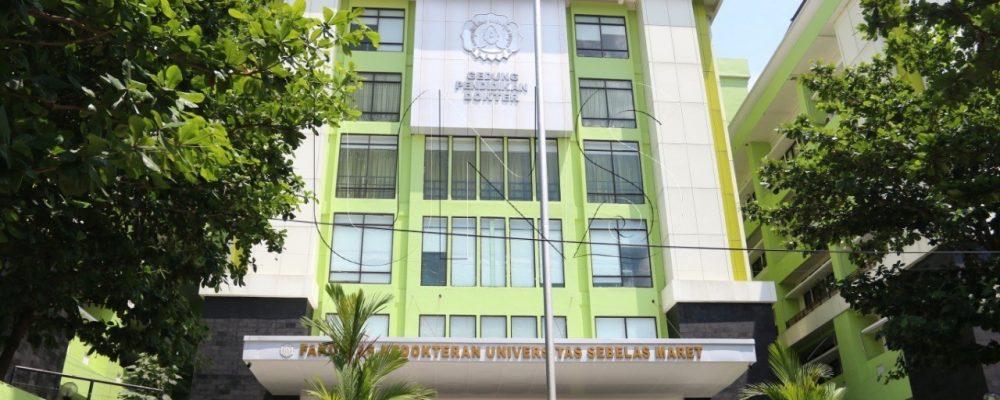 Gedung Fakultas Kedokteran